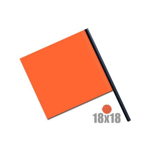 PVC Safety Flag (Irongear)