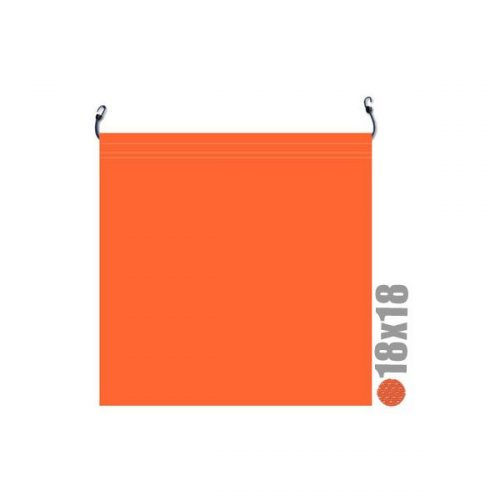 Safety Flag with Bungee cords (irongear)
